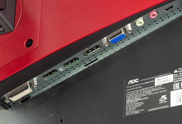 Monitor AOC AG271QX