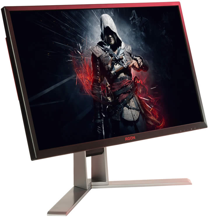 Built for gaming: AOC AG271QX 27-inch gaming monitor review