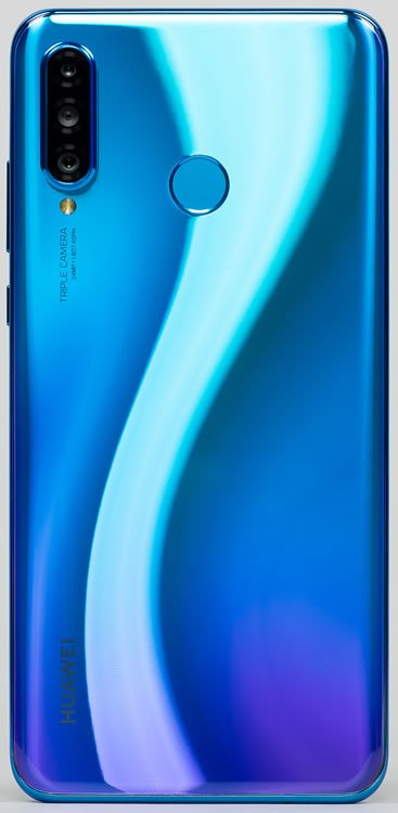 Smartphone Review Huawei P30 Lite