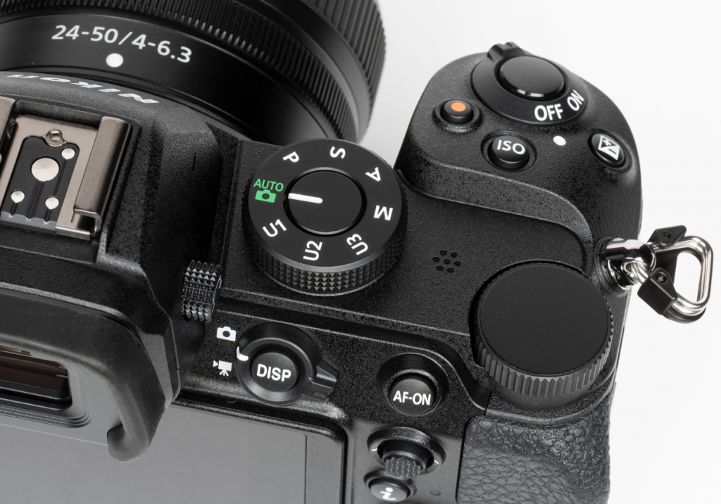 Complete Review of Nikon Z5: Controls