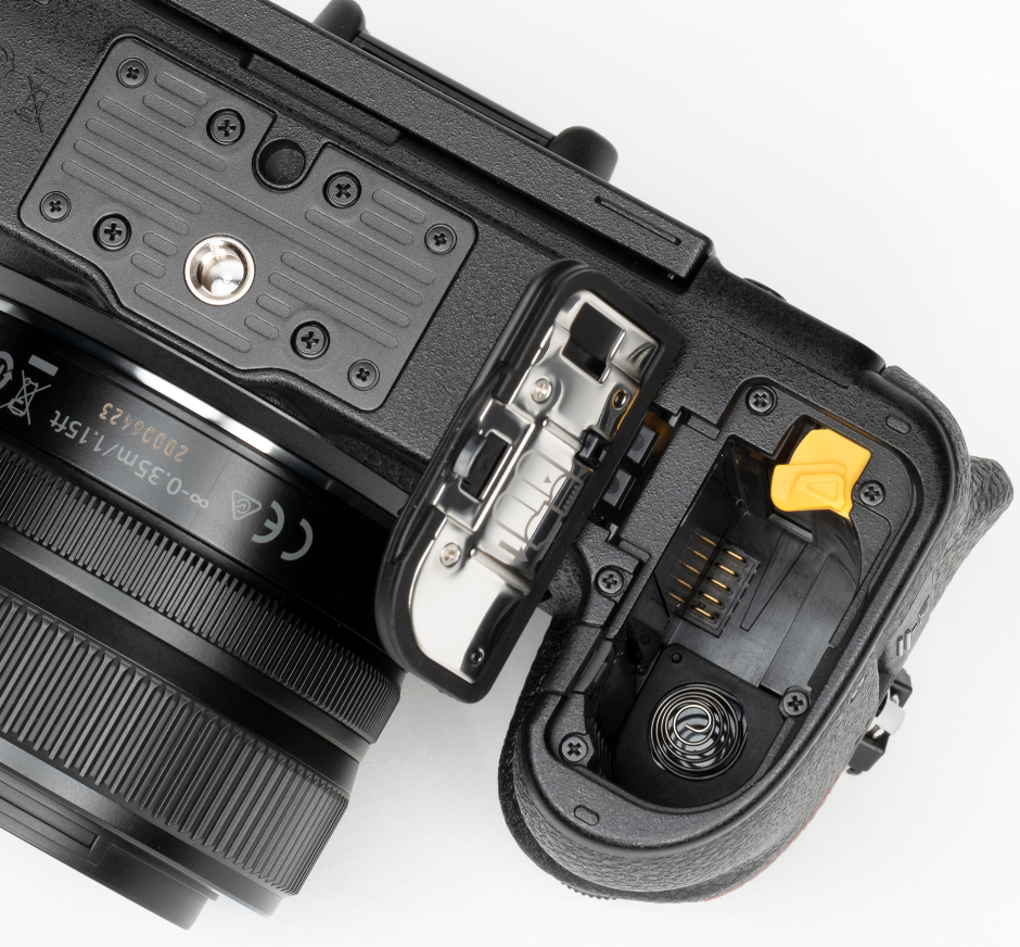 Complete Review of Nikon Z5: battery