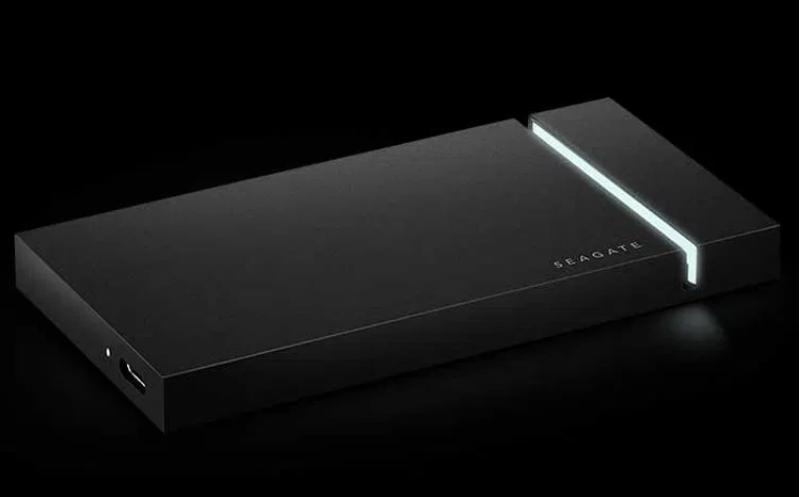 Seagate FireCuda Gaming External SSD