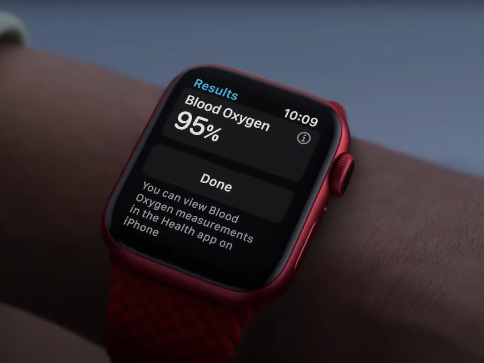 Apple Watch Series 6 Blood Oxygen Monitoring Available in Most Countries  Worldwide - MacRumors
