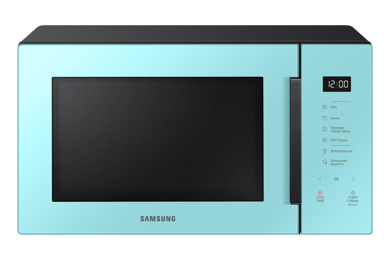 Samsung MW5000T microwave oven review.  Beautiful necessity