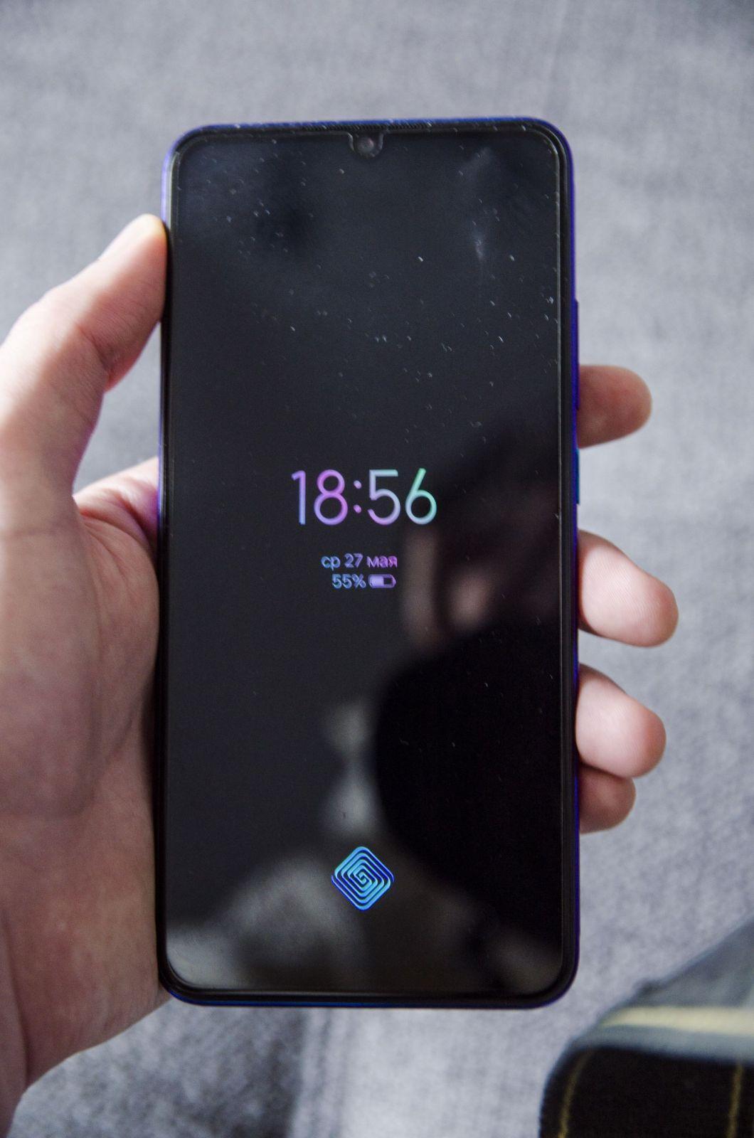 Vivo V17 review.  Good smartphone Review Vivo V17.  Good smartphone