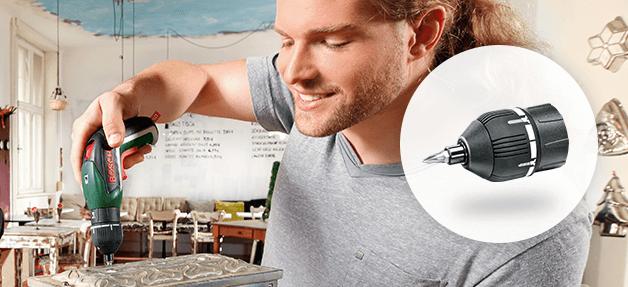 BOSCH IXO 6 review. Fashionable screwdriver
