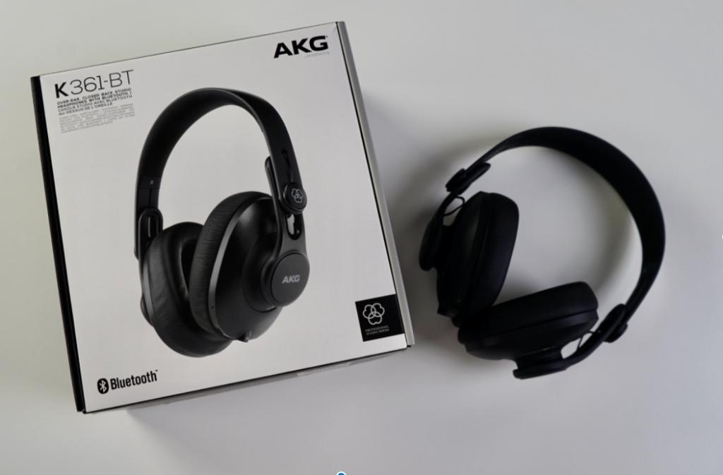 AKG K361-BT Review