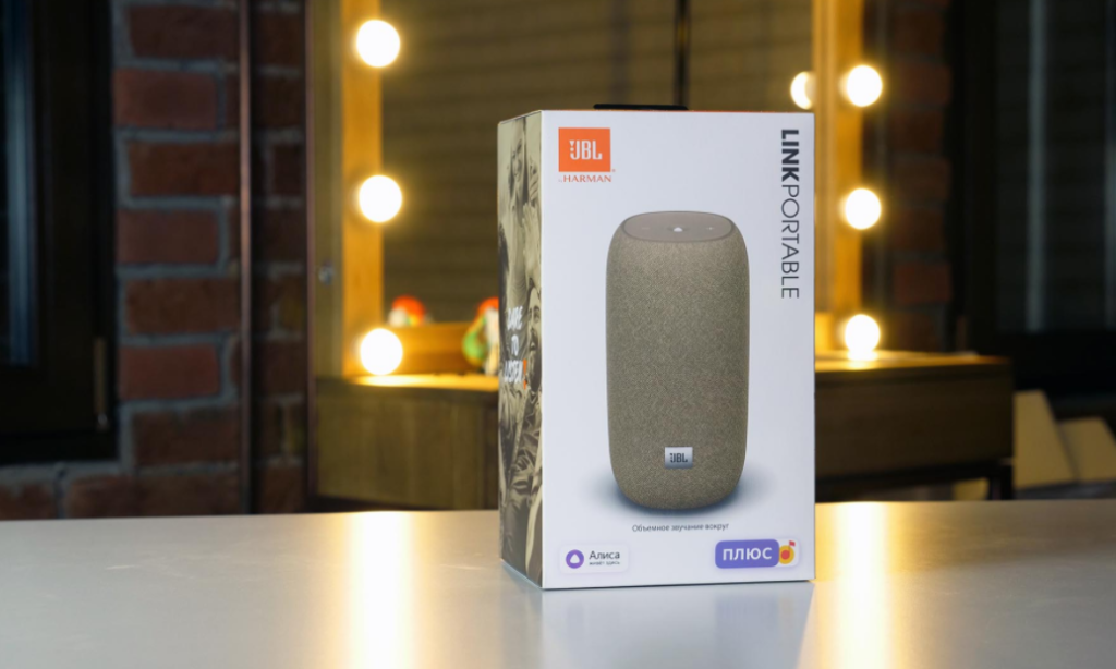 JBL Link Portable Review