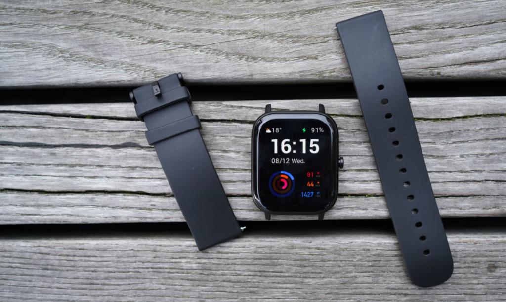 Amazfit GTS Smart Watch Review