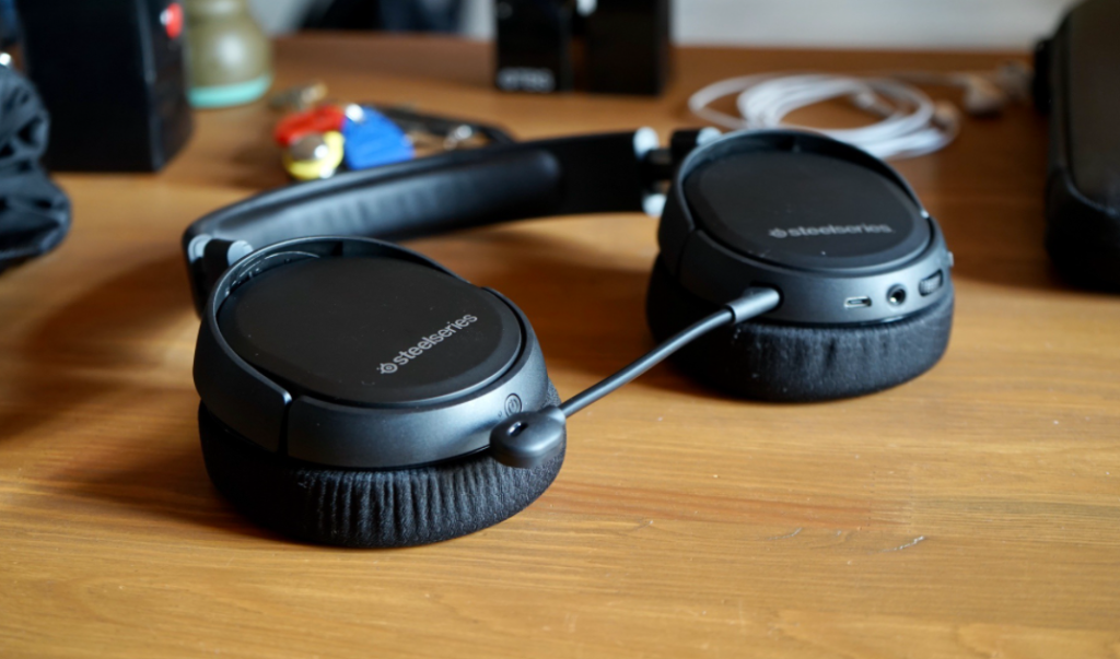 Steelseries Arctis 1 Wireless Gaming Headphones Review