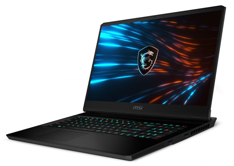 MSI Unveils New Laptops With NVIDIA GeForce RTX 30 Graphics Cards Including GE76 Raider Dragon Edition Tiamat