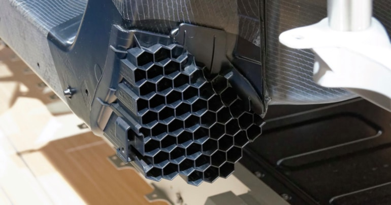 First look at new battery pack for future Tesla vehicles