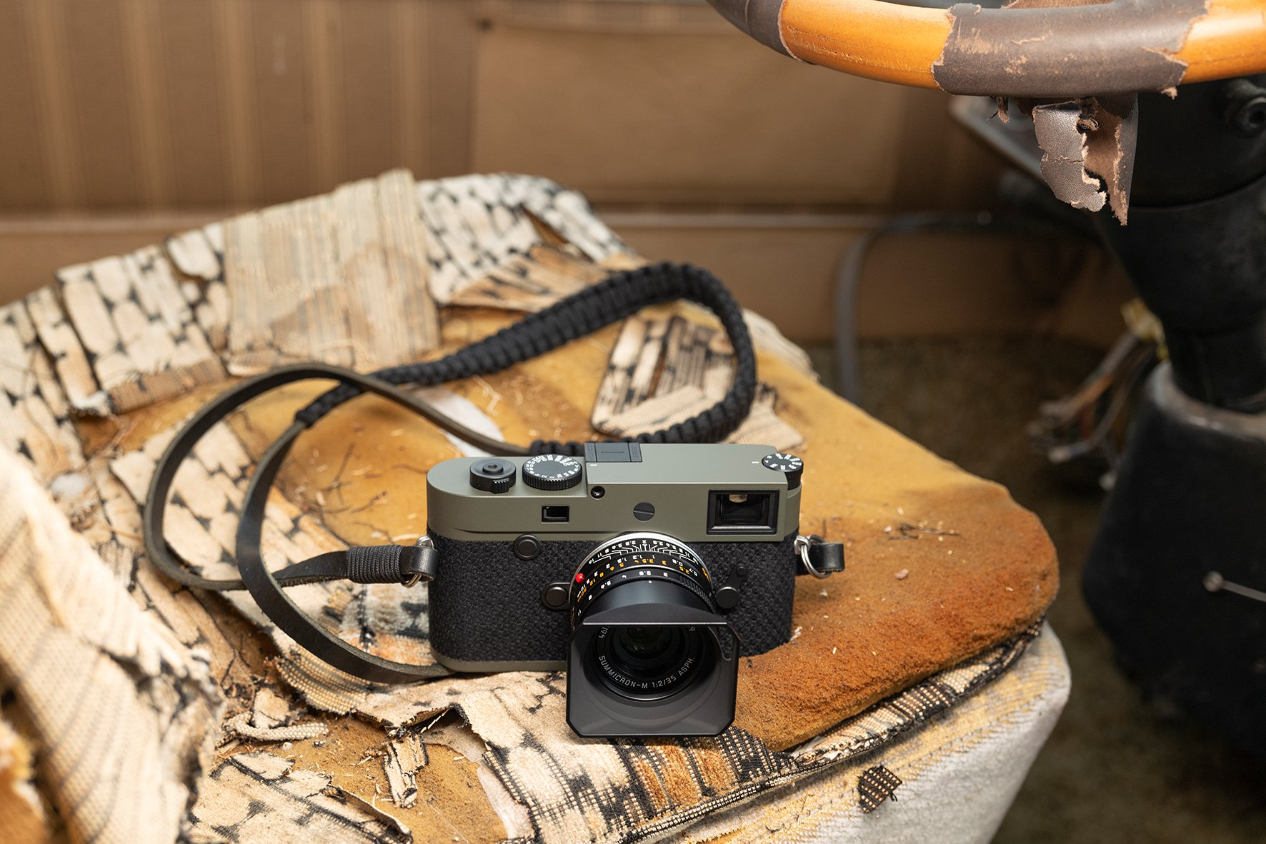 Leica launches limited edition M10-P Reporter