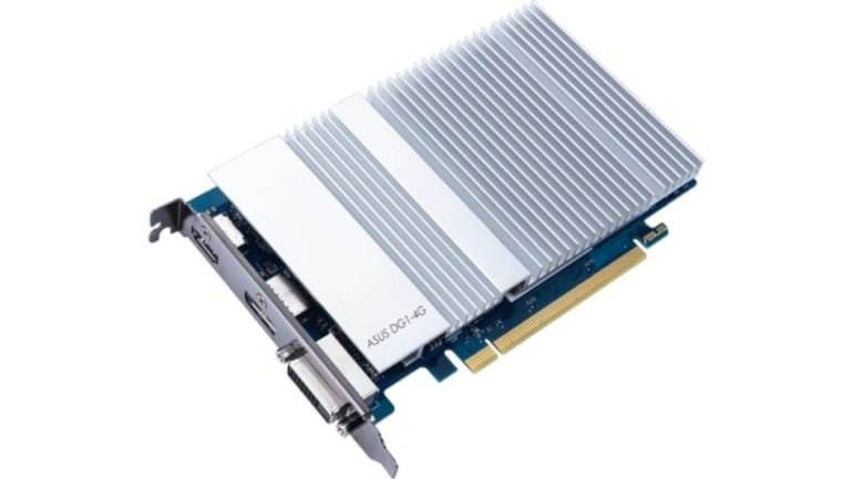 Intel has announced the first discrete desktop graphics card, the DG1.  This is the entry-level solution for the OEM segment