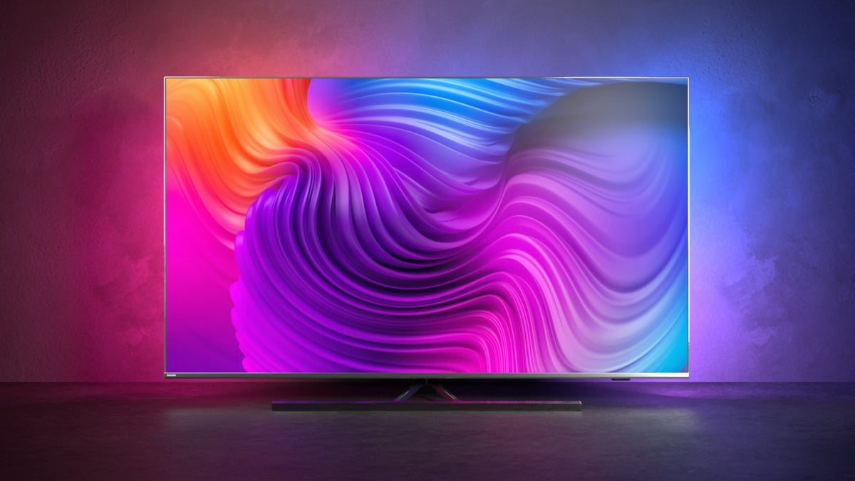 Philips OLED 806 smart TV introduced