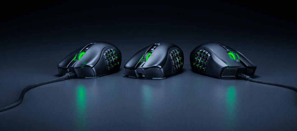 Razer has released a new mouse Naga X