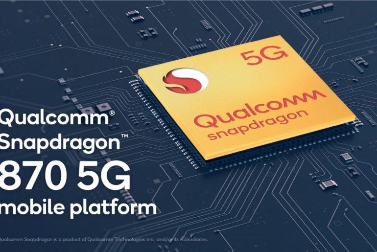 Qualcomm unveils Snapdragon 870 chipset