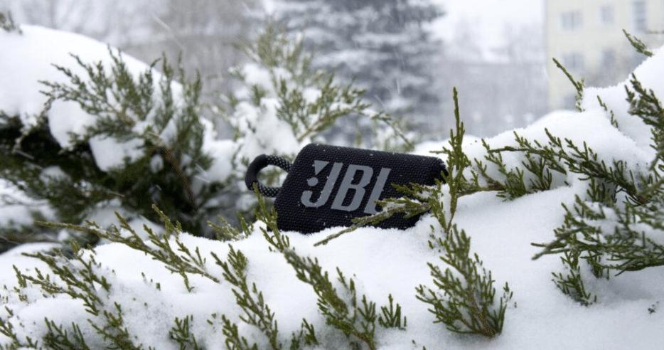 JBL GO 3 Review: Design