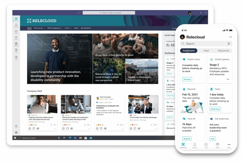 Microsoft launches Viva platform to simplify workflows in remote working conditions