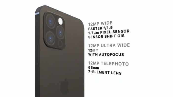 Leaked new renders of the iPhone 13 Pro TechRechard