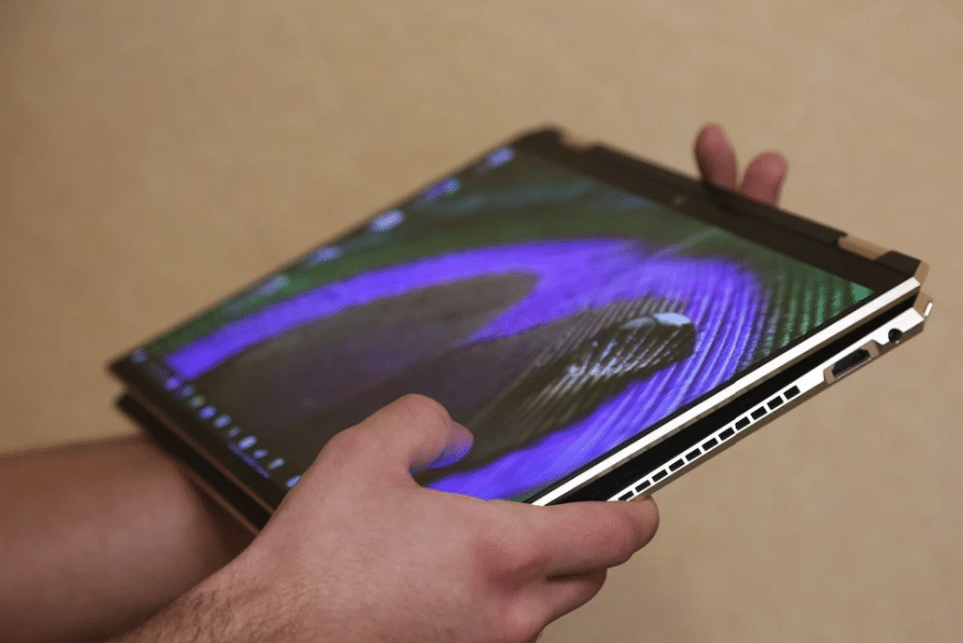 HP Specter x360 Convertible notebook review