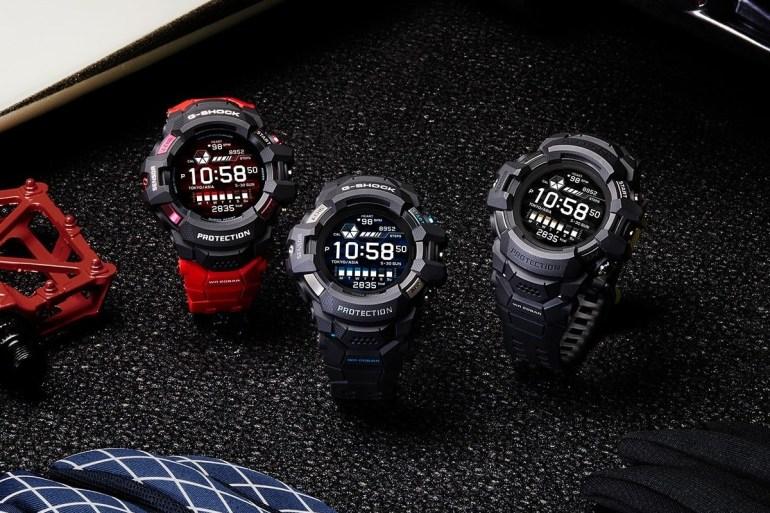 Casio unveils its first Wear OS smartwatch, G-Squad GSW-H1000 $ 700