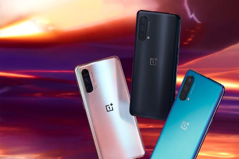 OnePlus has updated the mid-range smartphone Nord, the Nord CE version has a more powerful processor and sound connector