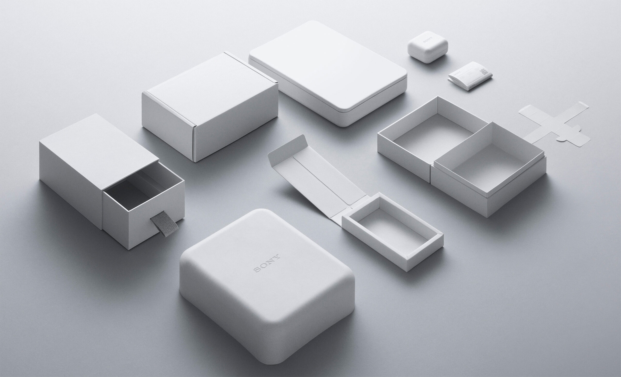 Sony has developed an environmentally friendly paper material (primery ispolzovaniya original blended material scaled)