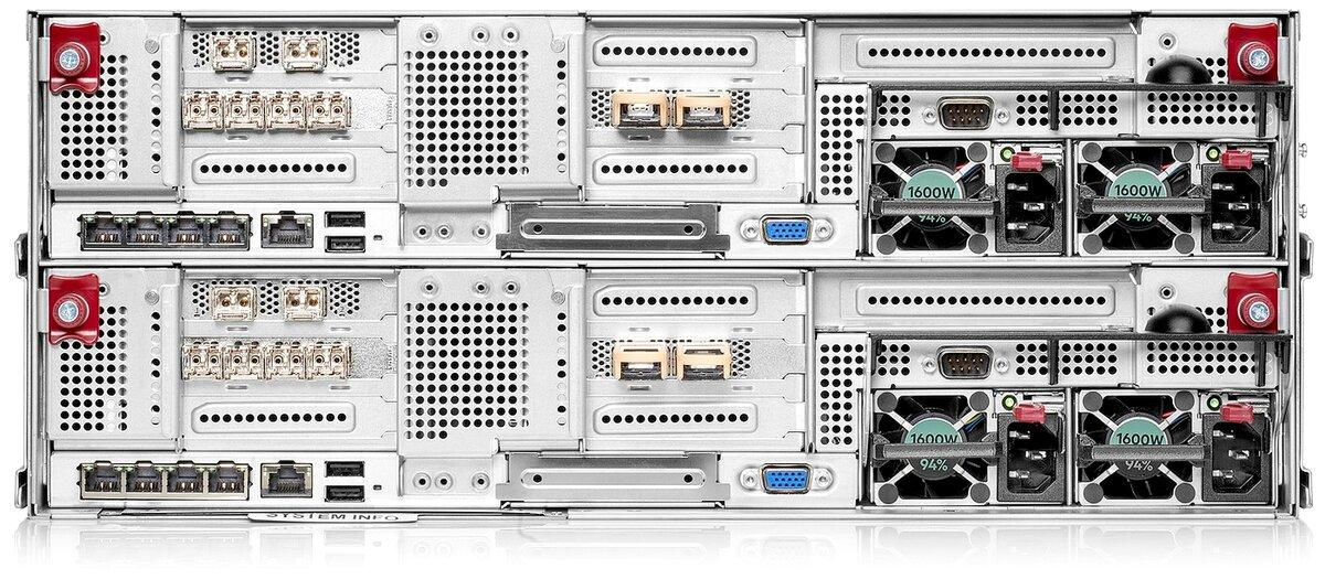 AMD EPYC processors will be in new HPE Enterprise Storage solutions (scale 1200)