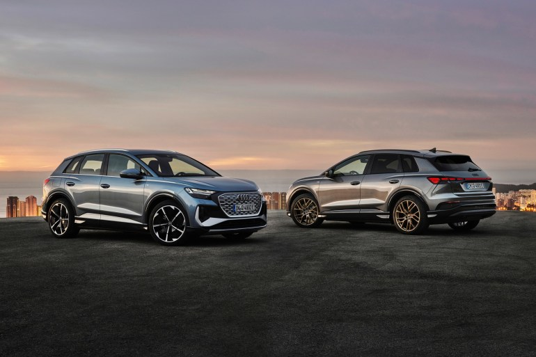 Reuters: Audi will unveil its last ICE car in 2026 (it will be the new Audi Q8) and fully switch to electric vehicles by 2032