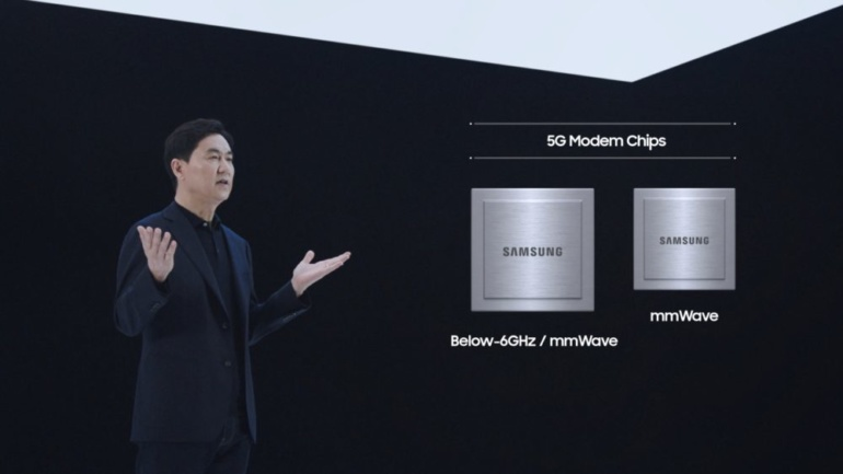 Samsung spoke about its new solutions and achievements in the field of 5G, spoke about the potential of 6G technology