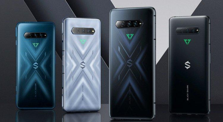 Here are the most powerful Android smartphones of 2021 (shark1)