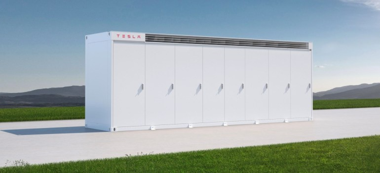 Tesla has shared prices for industrial energy storage Megapack - from $ 1 million per unit
