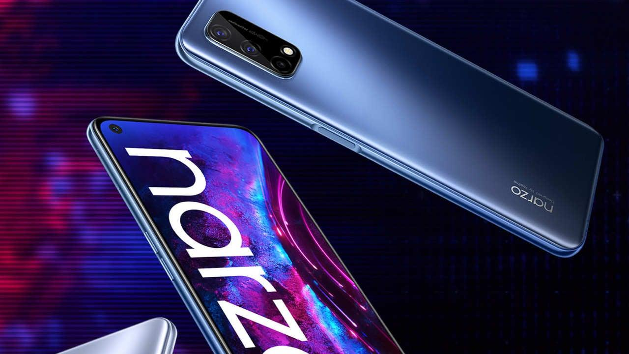 Full list of Realme smartphones with virtual ram support (narzo 30 pro)
